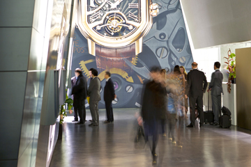 Baselworld 2012 — Photo: © Baselworld